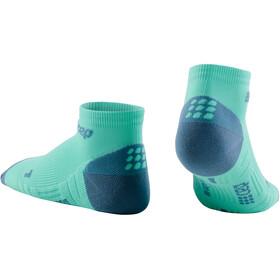 cep 3.0 Low Cut Socks Men, groen/blauw